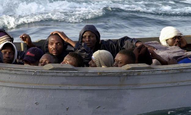 أزيد من أربعة ألاف شخص حاولوا دخول إسبانيا عام 2013 على متن 300 قارب