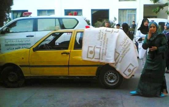 سيدة تضع مولودها داخل سيارة بسبب غياب المداومة بالمركز الصحي بوزان