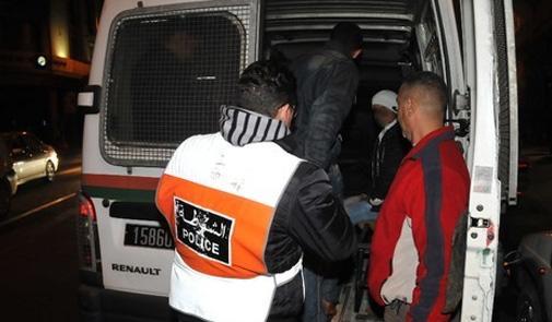 إيقاف أحد أباطرة المخدرات بطنجة في كمين نصبته عناصر الفرقة الوطنية بالدار البيضاء