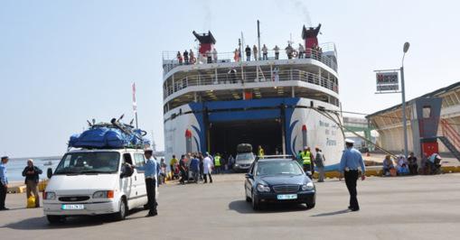 ميناء طنجة المتوسطي يعتمد جداول عمل استثنائية من 10 إلى 15 يناير الجاري