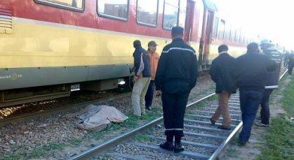 القطار يدهس شابا بالقصر الكبير ويصبح من أخطر المجرمين بالمدينة