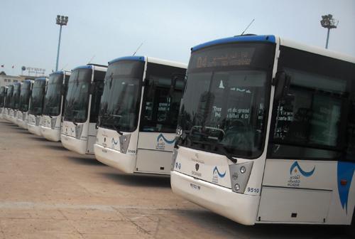 """""""ألزا"""" تشرع في استقبال طلبات السائقين استعدادا لتولي مهمة النقل الحضري بطنجة"""