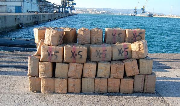 """اسبانيا تعترض قارب شرعي محمل بـ5 أطنان من """"الحشيش"""" قادمة من شمال المغرب"""