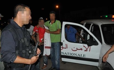 المصالح الأمنية بفاس تلقي القبض على مرتكب جريمة قتل بطنجة