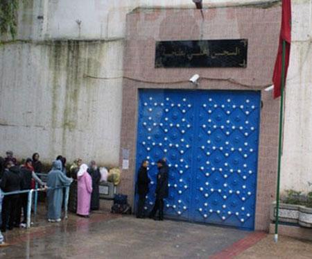 """أشقاء شبكة """"كينو"""" لترويج الهروين يضربون عن الطعام بالسجن المحلي بطنجة"""