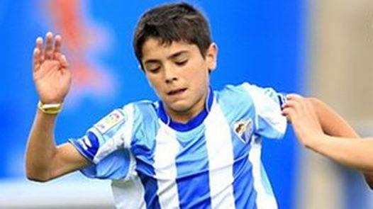 صراع بين برشلونة ومانشستر سيتي على ضم الفتى المغربي عبد القادر