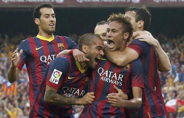 متابعو برشلونة على مواقع التواصل يصلون إلى 100 مليون شخص