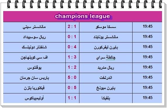 champions league2