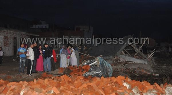 """المجلس البلدي لمرتيل يتهم هيئات حقوقية باستغلال معانات سكان حي """"الديزة"""""""