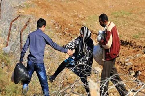 السلطات الأمنية بالناظور تشدد الخناق على النازحين السوريين