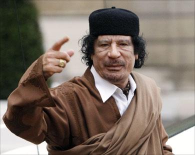 أرملة القذافي تطالب مجلس الأمن بالتدخل لاسترجاع جثمانه