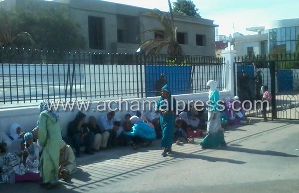"""سكان دوار """"بوصافي"""" بالعرائش يطالبون بفتح تحقيق في مقتل مواطنين بعيارات نارية"""