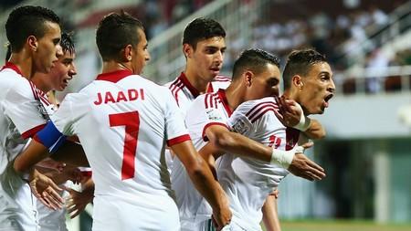 المنتخب المغربي يفوز على نظيره البنمي ويتأهل إلى ثمن النهاية