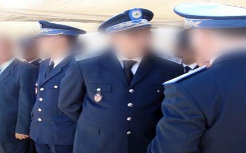 إحالة خمسة ضباط وثلاثة مفتشين على ابتدائية الناظور بتهمة التهجير السري