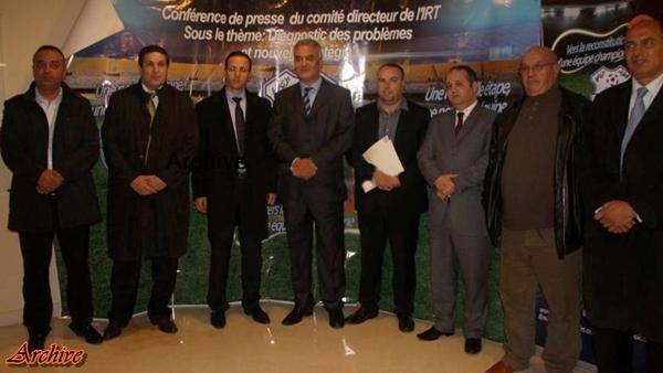 فريق إتحاد طنجة لكرة القدم يعلن عن تجديد مكتبه المسير