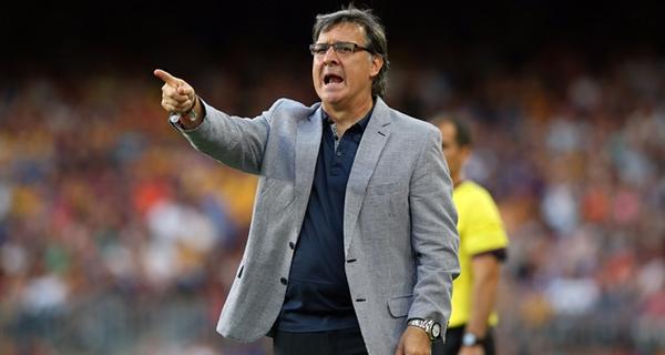 مارتينو يراهن على إحترافية لاعبي البارسا ويلغي نظام عقوبات جوارديولا