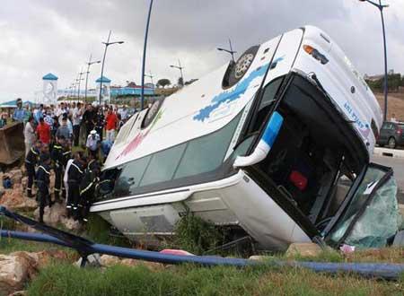 مصرع مواطنة مغربية وجرح اثنين آخرين في حادثة سير قرب مدينة ديجون الفرنسية