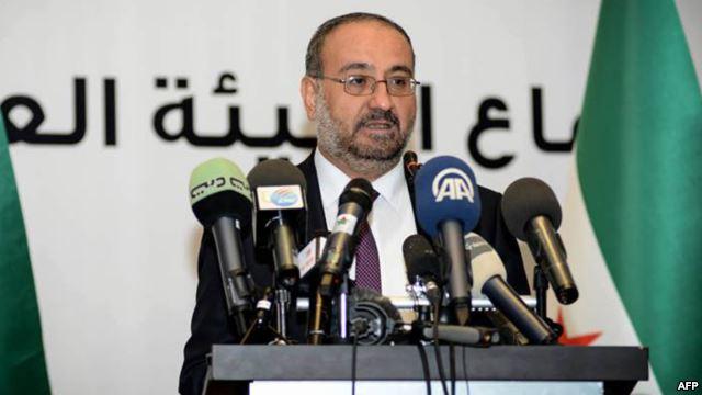الائتلاف الوطني السوري يختار أحمد طعمة رئيسا للحكومة مؤقتة