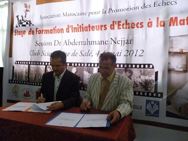 الجمعية المغربية لتنمية الشطرنج تصدر كتاب جديدا لشرح قواعد اللعبة