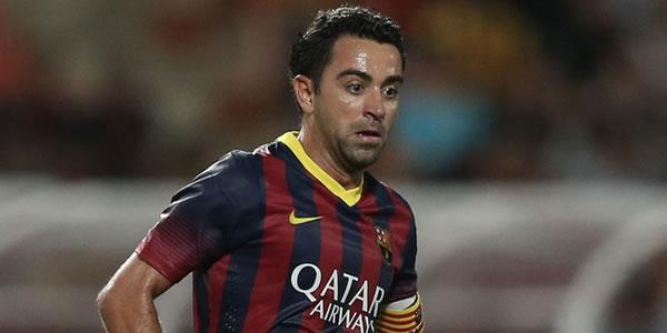 تشافي يعود إلى صفوف برشلونة قبل مواجهة أياكس وغياب ادريانو