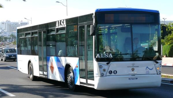 جماعة طنجة تعلن انطلاق المرحلة الانتقالية لتدبير مرفق النقل الحضري