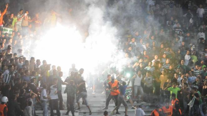 تعزيزات أمنية مشددة لتفادي الشغب في القمة النهائي كأس العرش
