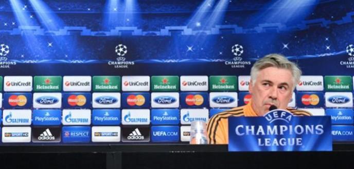 أنشيلوتي: الأدائي الدفاعي لريال مدريد ليس جيدا لكن مشاكل يوفنتوس عديدة