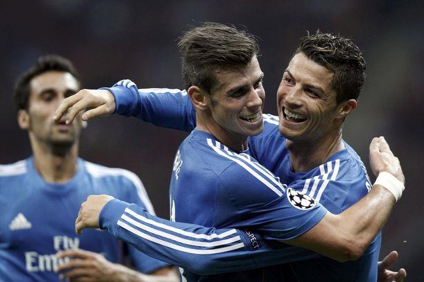 جاريث بيل: رونالدو أفضل لاعب في العالم وأستمتع باللعب إلى جواره