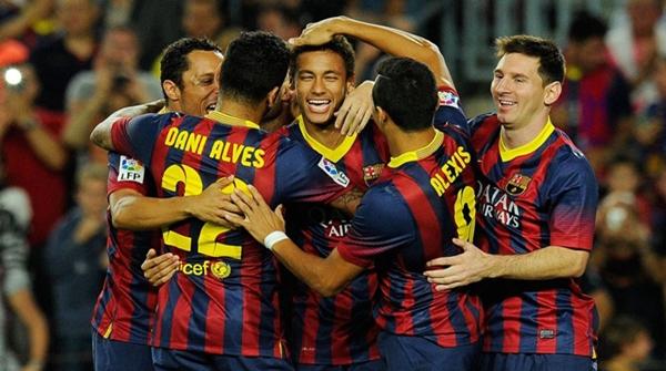 برشلونة يتصدر ممثلي الأندية في مونديال البرازيل