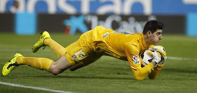 مورينيو يمنع كورتوا من الانتقال لبرشلونة