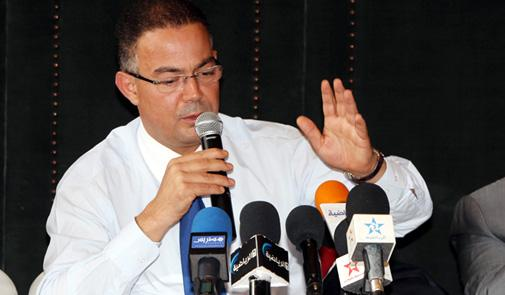 فوزي لقجع رئيسا جديدا للجامعة الملكية المغربية لكرة القدم خلفا للفاسي الفهري