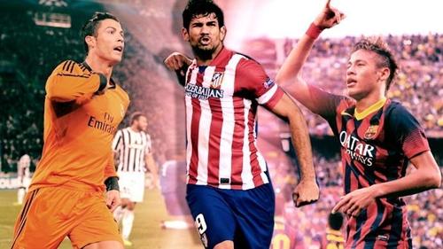 """برنامج الجولة الرابعة عشر من الدوري الاسباني """"الليغا"""""""