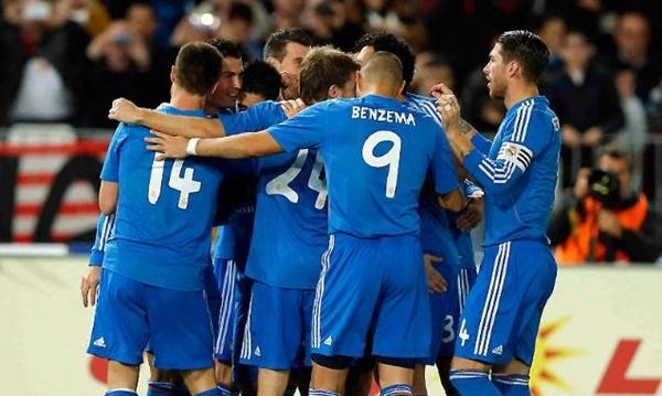 ريال مدريد يكتسح الميريا بخماسية نظيفة