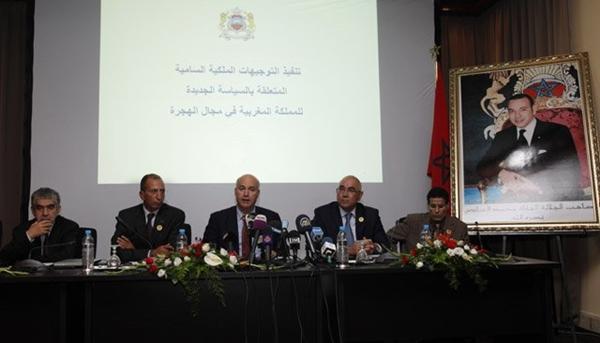 إطلاق عملية استثنائية لتسوية وضعية الأجانب المقيمين بصفة غير قانونية بالمغرب