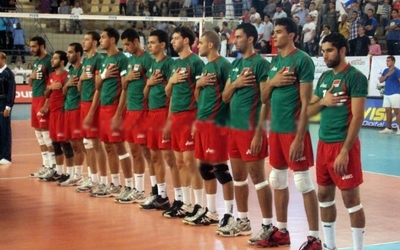 المنتخب الجزائري يهزم المنتخب المغربي في تصفيات بطولة العالم لكرة الطائرة