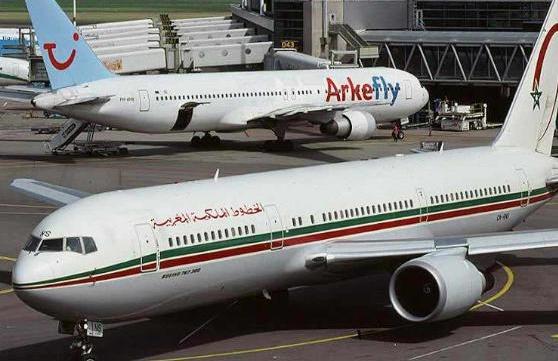 حركة النقل الجوي بمطار ابن بطوطة بطنجة ارتفعت بنسبة 4.68 بالمائة