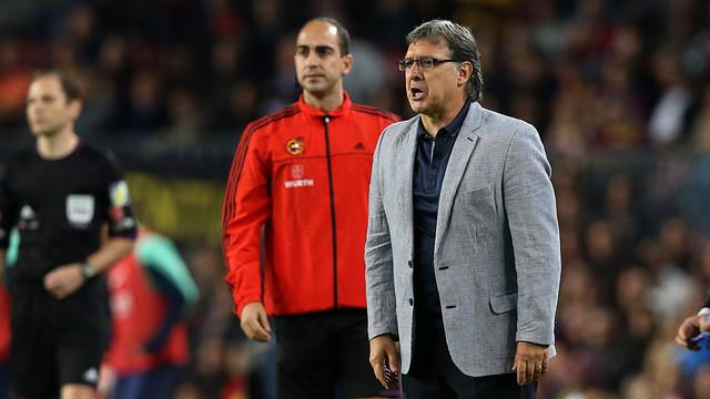 تاتا: برشلونة نتائجه مبهرة وميسي سيعود بقوة