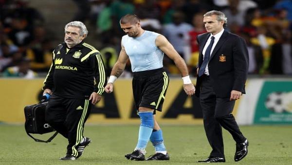 برشلونة يفقد جهود فالديس لستة أسابيع بعد تعرضه بتمزق في سمانة القدم اليمنى