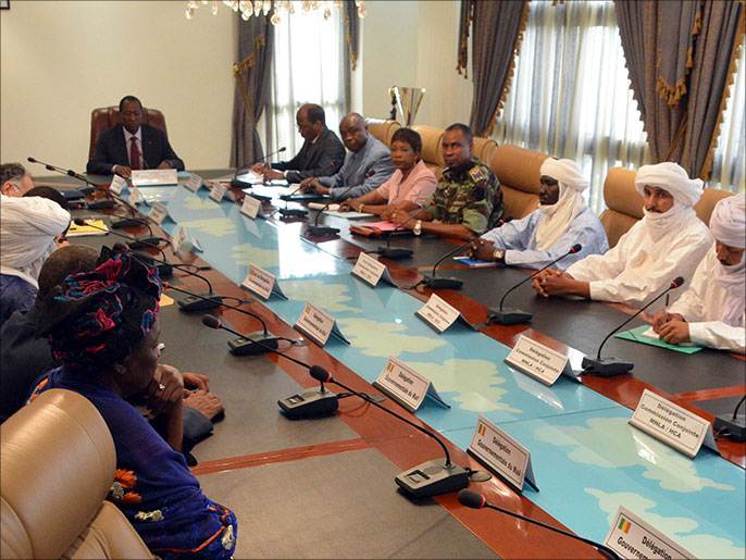 """إحداث لجنة لـ """" الحقيقة والعدالة والمصالحة """" في مالي من أجل إرساء سلام دائم"""