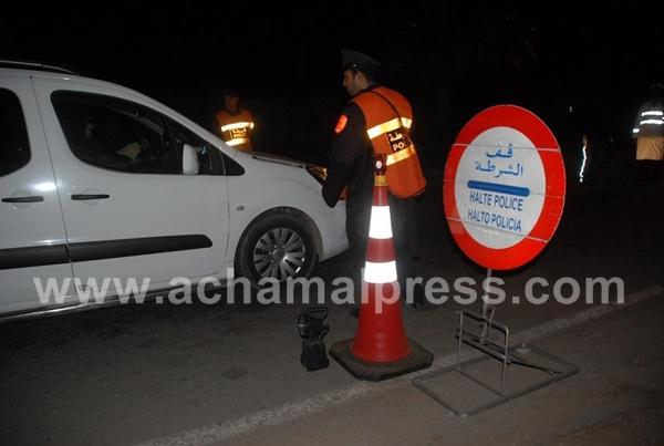 إجراءات أمنية مكثفة بمدينة طنجة إستعدادا لإحياء ليلة رأس السنة الميلادية