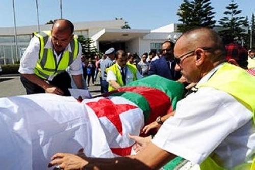 محكمة جزائرية تعيد استخراج جثة الشاب عقيل بعد التشكيك في حادث مصرعه بطنجة+فيديو