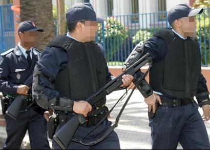المغرب يفكك شبكة إجرامية تنشط في مجال الجريمة المنظمة العابرة للحدود