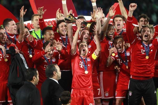بايرن ميونخ ينهي مغامرة الرجاء ويتوج بطلا لكأس العالم للاندية 2013