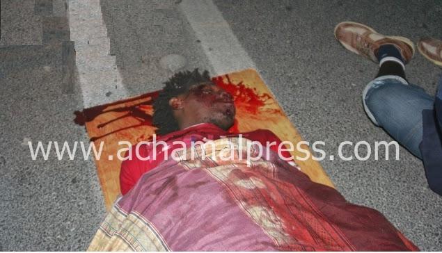 وفاة مهاجر كاميروني يشعل فتيل اصطدامات دامية بين أفارقة وقوات الأمن في طنجة