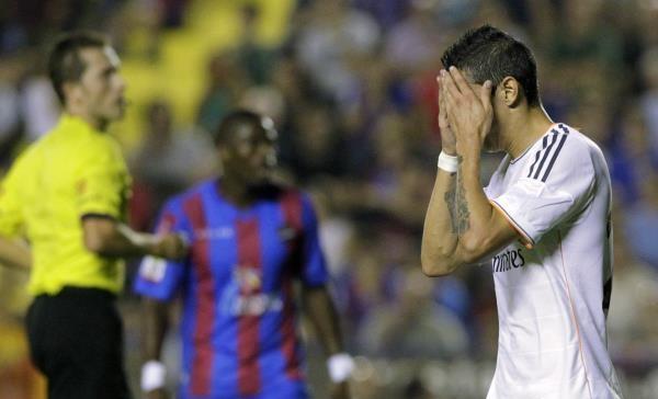 """ريال مدريد يرفض رحيل """"المتذمر"""" دي ماريا"""