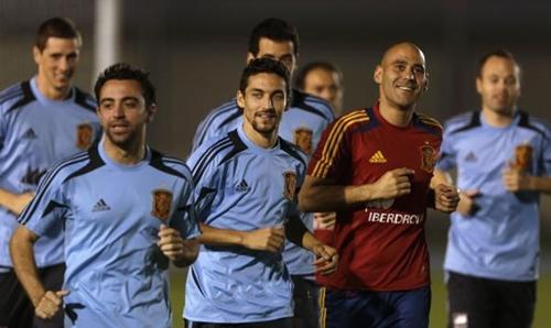 الماتادور الأسباني يتصدر تصنيف الفيفا للعام السادس على التوالي