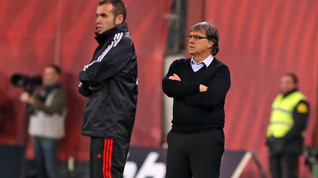 تاتا مارتينو: برشلونة كان جيدا جدا رغم الخسارة أمام بلباو
