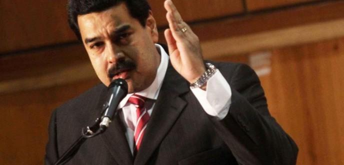 الرئيس الفنزويلي يهدد باعتقال وسجن المضاربين بالأسعار