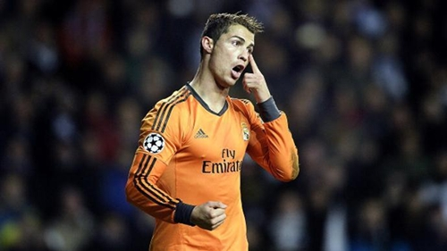 """رونالدو أفضل لاعب في العالم في استفتاء """"وورلد سوكر"""""""