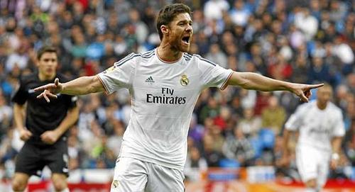 تشابي ألونسو لن يجدد تعاقده مع ريال مدريد